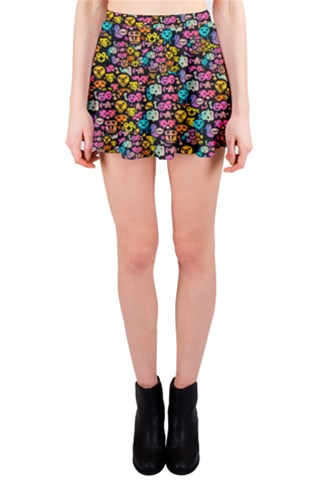 Creatures Mini Skirt