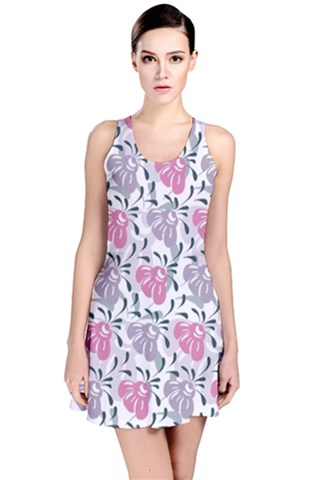 Flora Reversible Sleeveless Dress