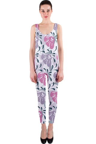 Flora OnePiece Catsuit
