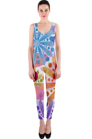 Fireworks OnePiece Catsuit