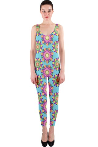 Blossom OnePiece Catsuit