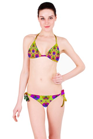 Floral Love And Why Not Bikini Set