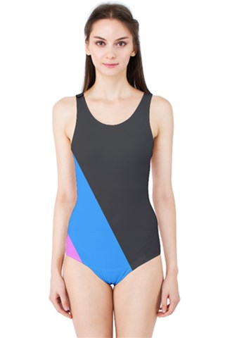 Ascension by Rissarae Designs Women s One Piece Swimsuit