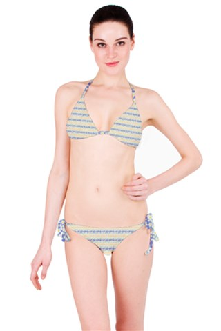 tropical morning Bikini Set
