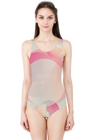 alluring Women s One Piece Swimsuit