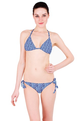 Blues Bikini Set