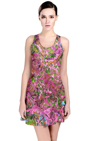 Garden  Reversible Sleeveless Dress